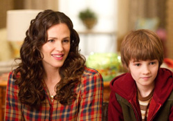 Jennifer Garner and C.J. Adams