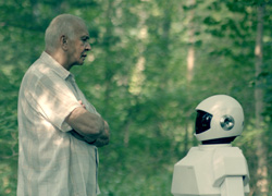 Frank Langella in Robot and Frank