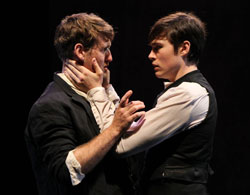 Ned Noyes and Sam Underwood