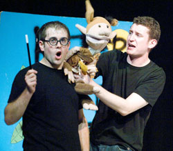 Jefferson Turner and Daniel Clarkson