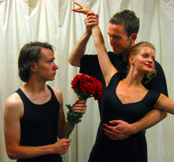 Warren Douglas, John Hollingsworth, Jessica Bracy