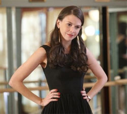 Sutton Foster in Bunheads
