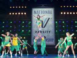 A scene from Bring It On: The Musical (© J