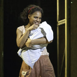 Audra McDonald in The Gershwins' Porgy and Bess
