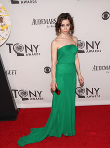 Cristin Milioti at the Tonys