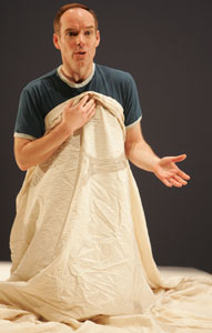 Michael Winther in Songs From an Unmade Bed