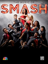 Cover art for The Music of Smash: Sheet Music Collection