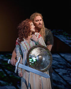 Deborah Voigt and Jay Hunter Morris