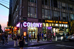 Colony Records, a theater district fixture since 1948, will close its doors for good this September