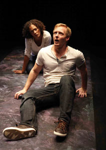 Amelia Workman and Blake Ellis