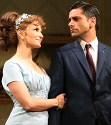 Kristin Davis and John Stamos in The Best Man