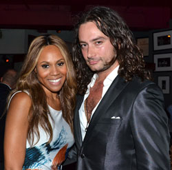 Deborah Cox and Constantine Maroulis