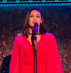 Eden Espinoza at 54 Below