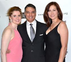 Christiane Noll, Robert Cuccioli, Linda Eder