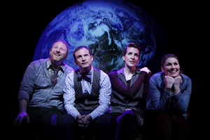 Hunter Bell, Jeff Bowen, Susan Blackwell and