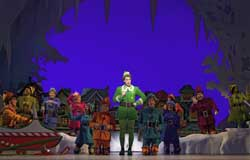 A scene from Elf in 2010