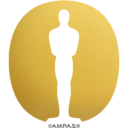 Logo artwork for the Oscars