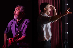 Sam Llanas and Doug Vincent