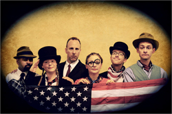 promotional photo for 44 Plays for 44 Presidents