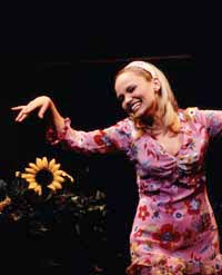 Kristin Chenoweth in On a Clear Day...