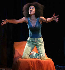 Staceyann Chin in Border/Clash