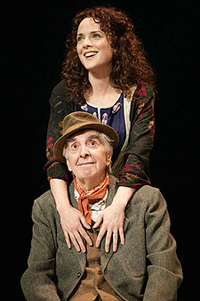 Melissa Errico and Milo O'Sheain Finian's Rainbow(Photo © T. Charles Erickson)