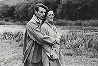 Lambert Wilson and Fiona Shawin The Last September
