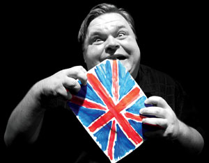 MIke Daisey in The Ugly American