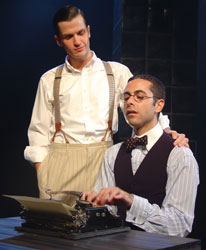 Doug Kreeger and Stephen Dolginoff in Thrill Me
