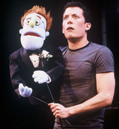 John Tartaglia in Avenue Q