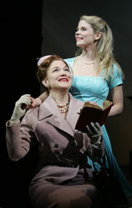 Victoria Clark and Kelli O'Hara inThe Light in the Piazza