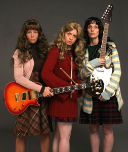 Amy Eschman, Dana Acheson, and Jamey Hoodin The Shaggs: Philosophy of the World