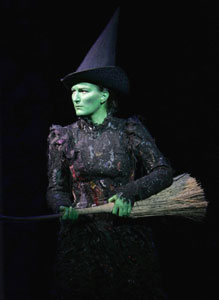Ana Gasteyer in Wicked