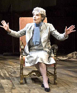 Marian Seldes inDedication or the Stuff of Dreams