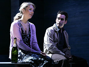 Jennifer Mudge & Brian d'Arcy James in The Pavilion