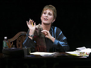 Amanda McBroom in A Woman of Will