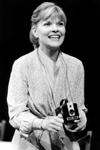 Debra Monk won forher performance inThe Time of the Cuckoo
