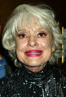 Carol Channing(Photo &copy; Joseph Marzullo)