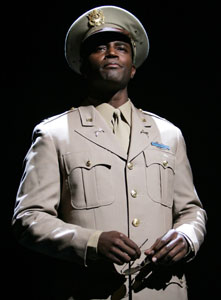 Taye Diggs in A Soldier's Play