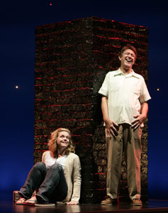 Ana Reeder and Larry Pine in Carol Mulroney