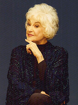 Bea Arthur(Photo © Joan Marcus)