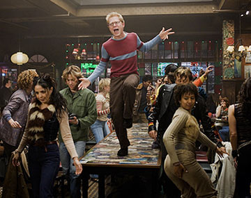 Anthony Rapp and cast in Rent(© Sony Pictures)