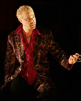 Matthew Rauch in The Revenger's Tragedy