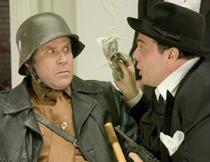 Will Ferrell and Nathan Lane in The Producers