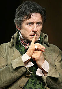 Gabriel Byrne in A Touch of the Poet(Photo © Joan Marcus)