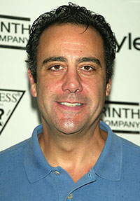 Brad Garrett(Photo © Joseph Marzullo)