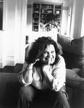 Wendy Wasserstein(Photo © Jill Krementz)