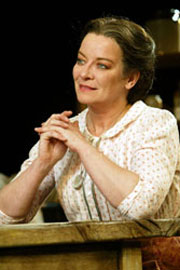 Clare Higgins in Vincent in Brixton
