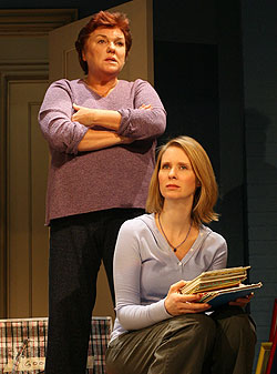 Cynthia Nixon and Tyne Daly in Rabbit Hole