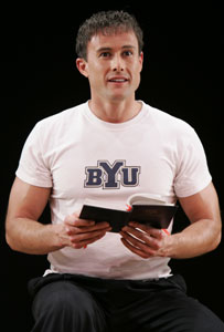 Steven Fales inConfessions of a Mormon Boy